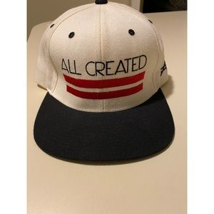 Other - All Created Equality Custom Made Snapback 🌈❤️🌈❤️